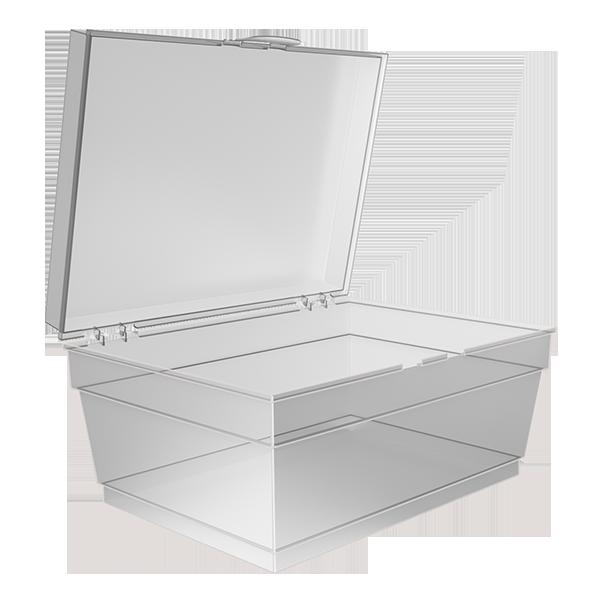 Tips Empty Box